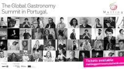 The Global Gastronomy Summit In Portugal